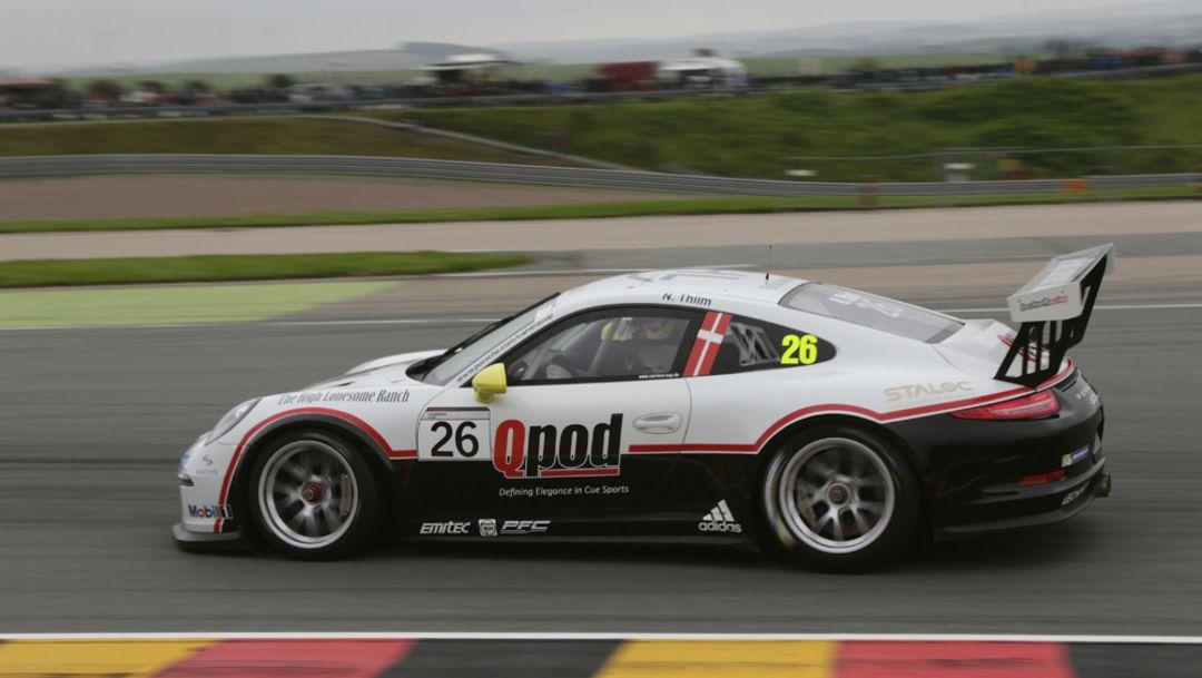Porsche Carrera Cup Deutschland, Sachsenring, Day 1: Back to Sachsenring