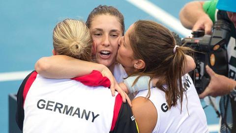 Porsche Team Germany on verge of final