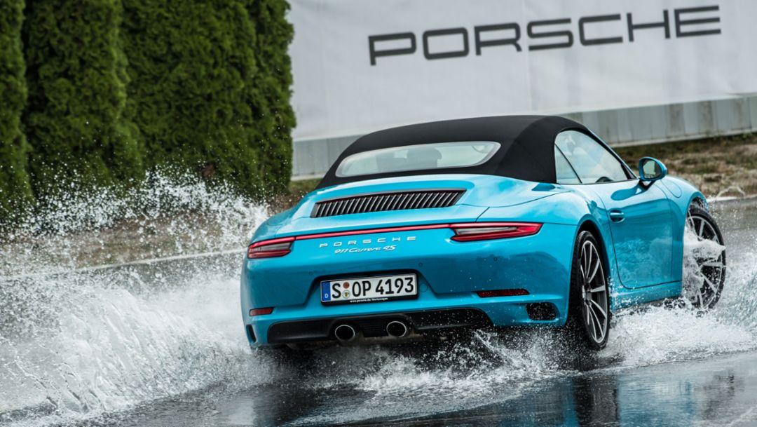 Porsche European Open Driving Experience