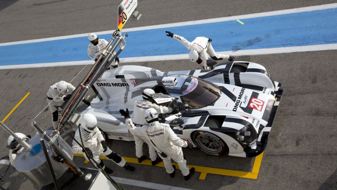 919 Hybrid: A look at the team