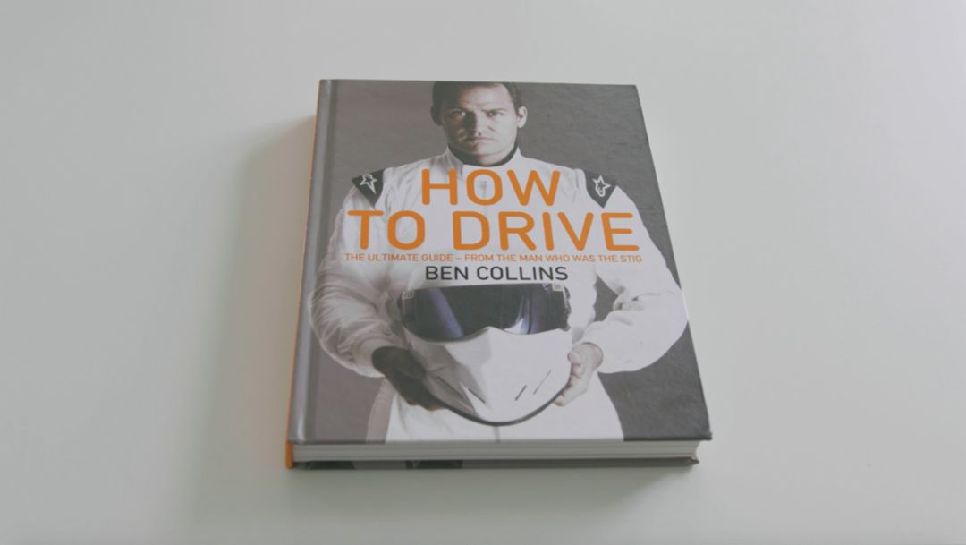 Ben Collins, How to Drive, 2018, Porsche AG