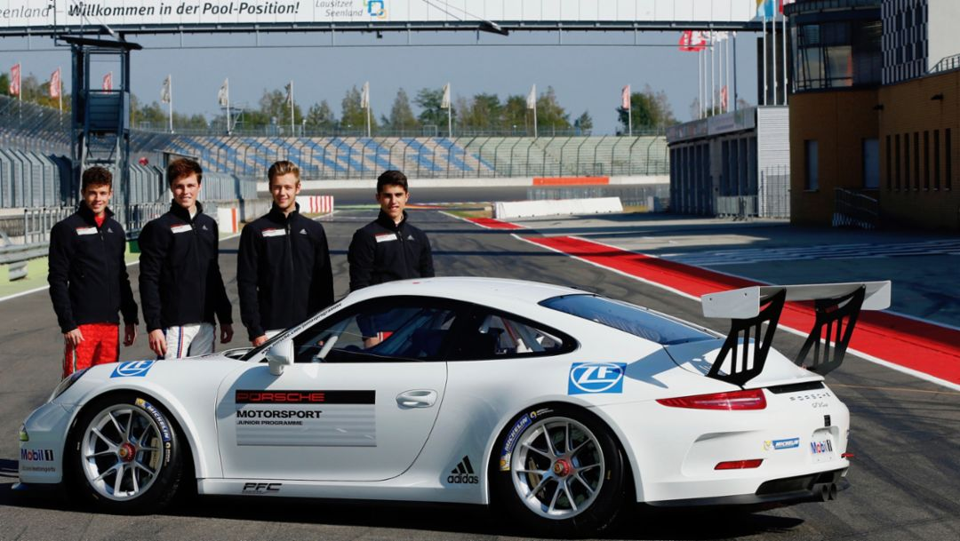 Shootout at the Lausitzring