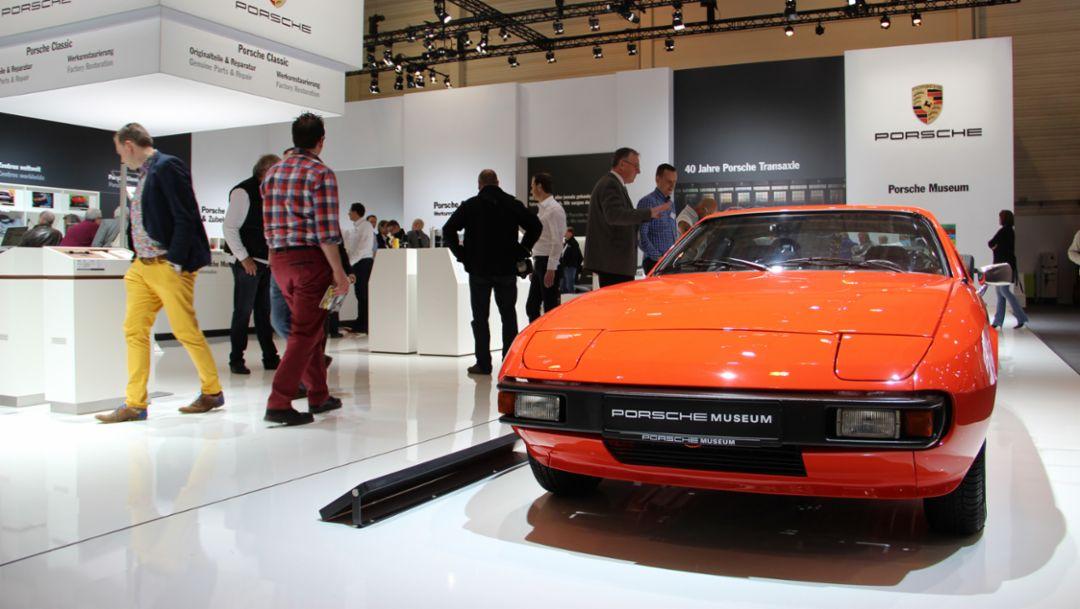 Transaxle Modell, Techno Classica, 2016, Porsche AG