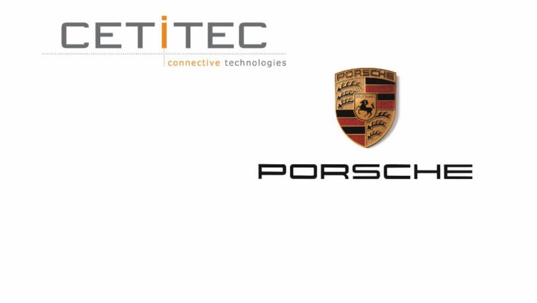 Porsche beteiligt sich an Software-Spezialist Cetitec