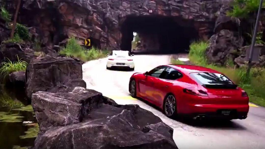 Driving Dreams with Porsche – Sneak Preview