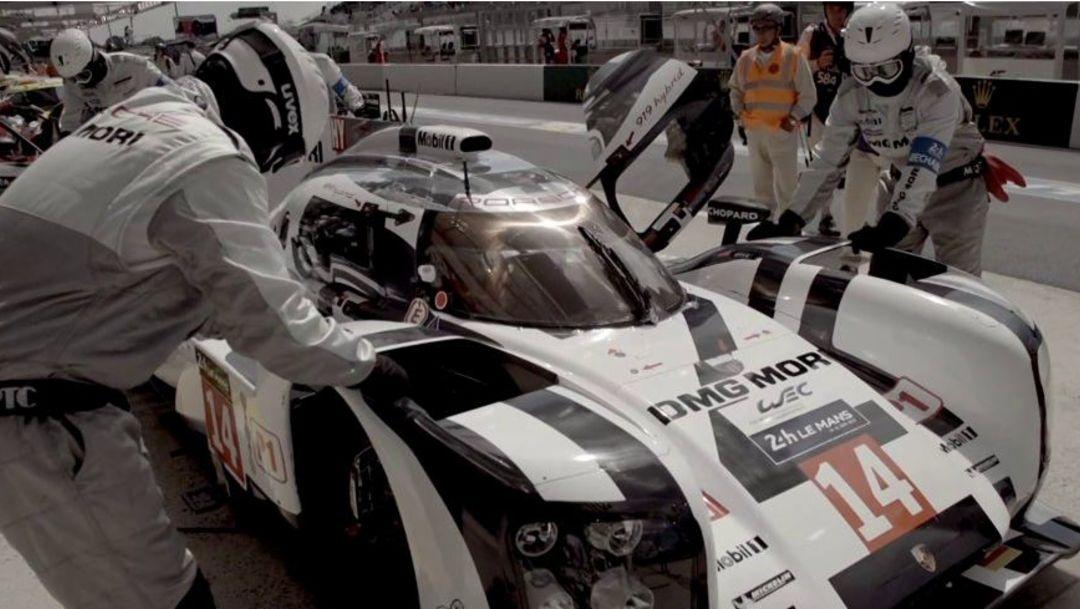 919 Hybrid, 2014, Porsche AG