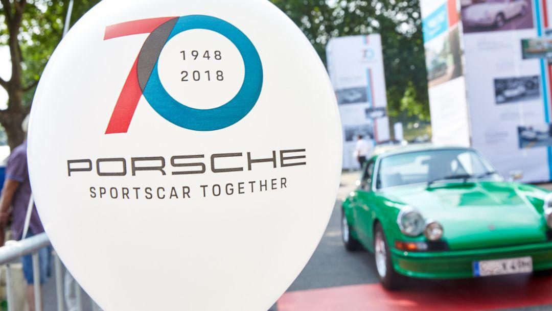 Sportscar Together Day, Stuttgart, 2018, Porsche AG