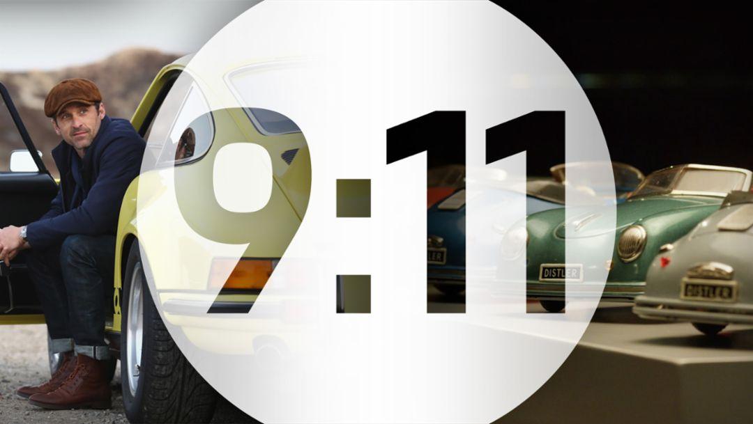 911 Carrera S, 9:11 Magazine, 2017, Porsche AG