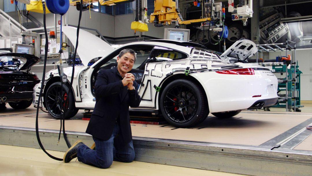 Guy Kawasaki visits Porsche
