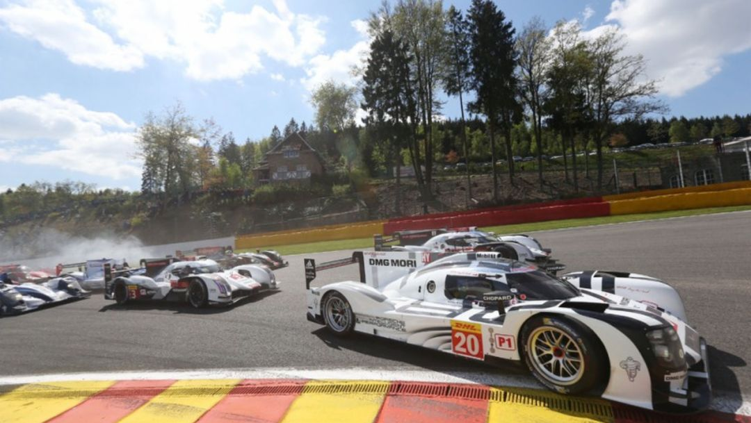 WEC Spa 2014: Simply unbelievable