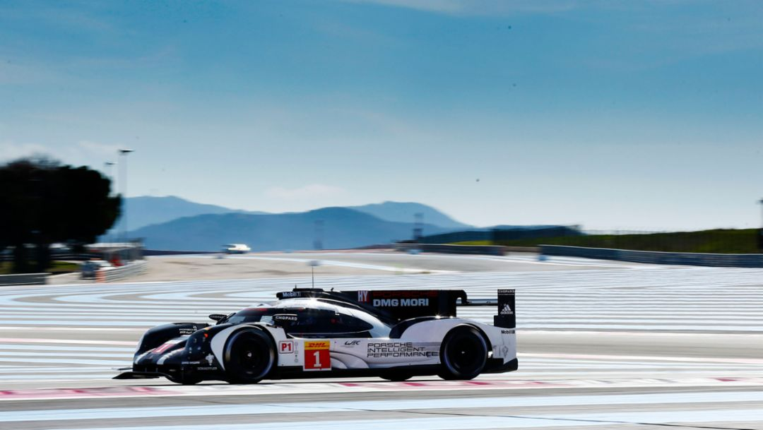 WEC: Good start to the season