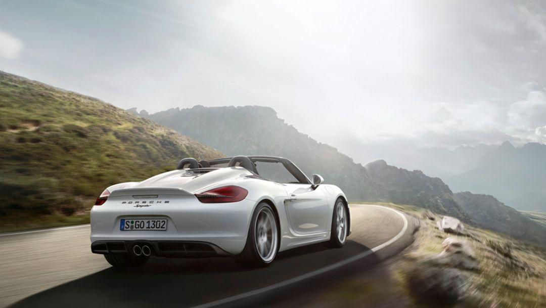 Spatenstich für neues Porsche Zentrum