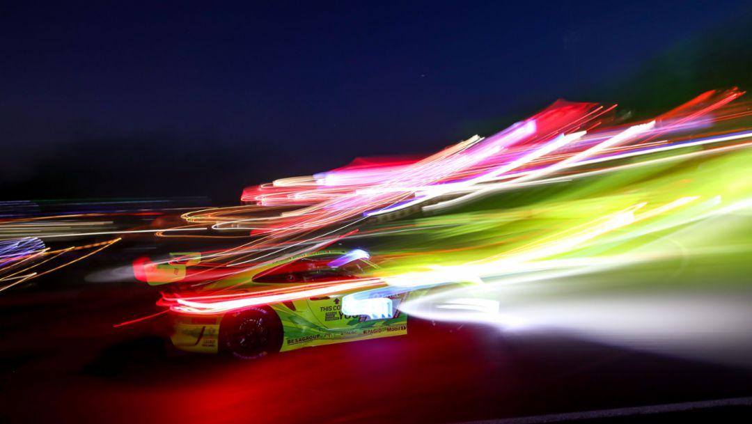 Porsche 911 GT3 R, Manthey-Racing (911), 24h Nürburgring, 1st qualifying, 2019, Porsche AG
