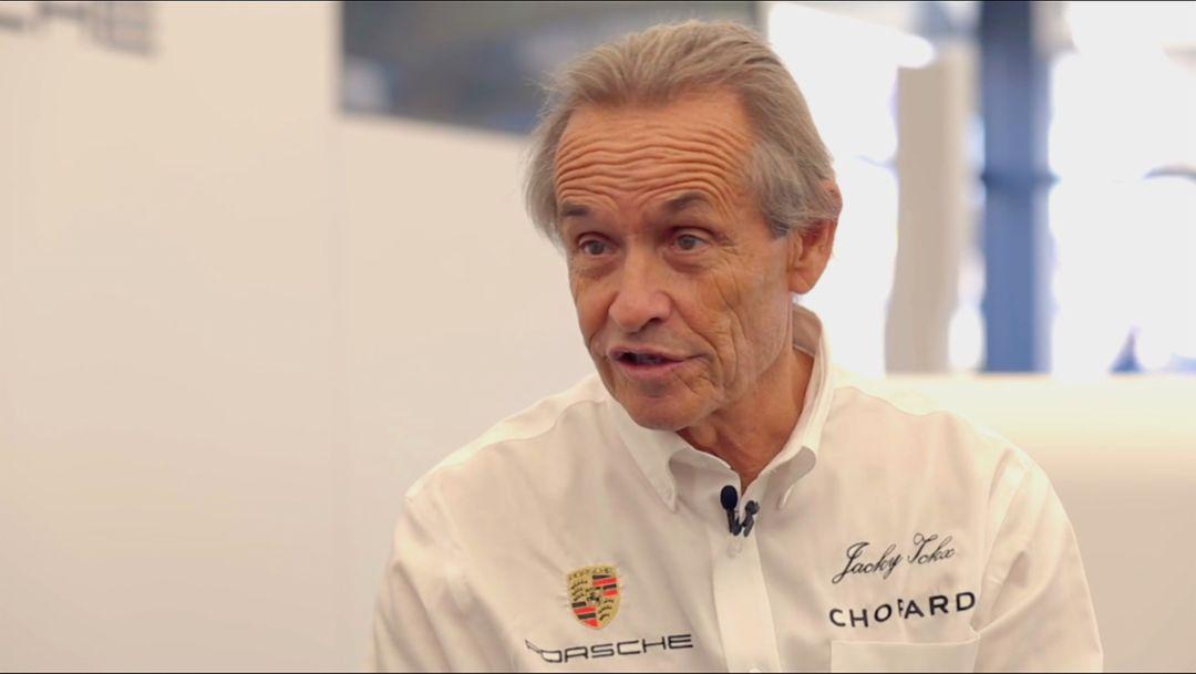 Jacky Ickx, Le Mans 2018, Porsche AG