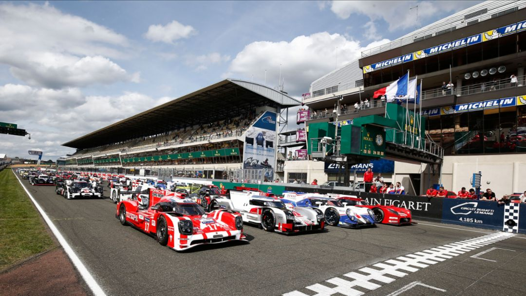 Successful pre-test in Le Mans