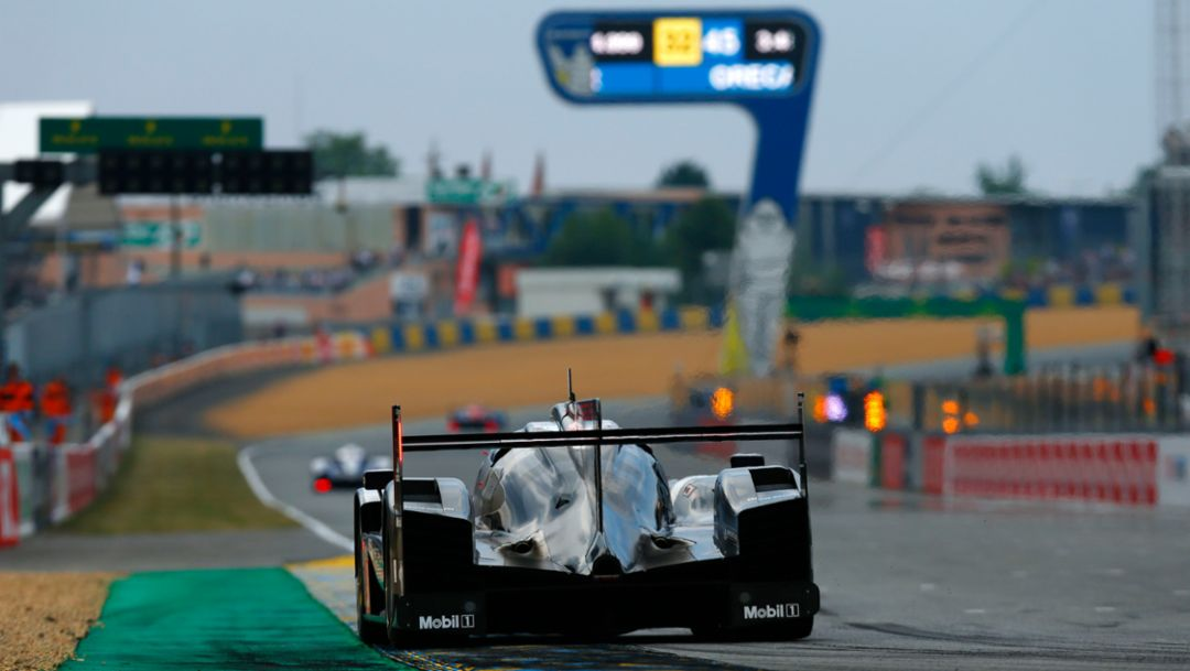 Record in Le Mans