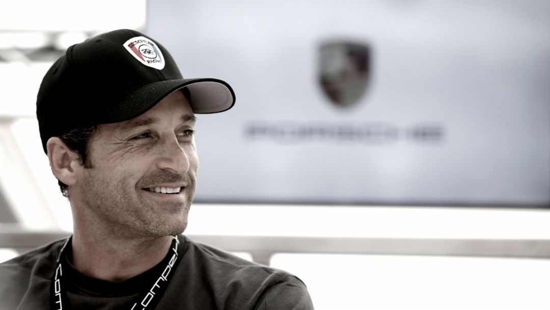 New role for Patrick Dempsey