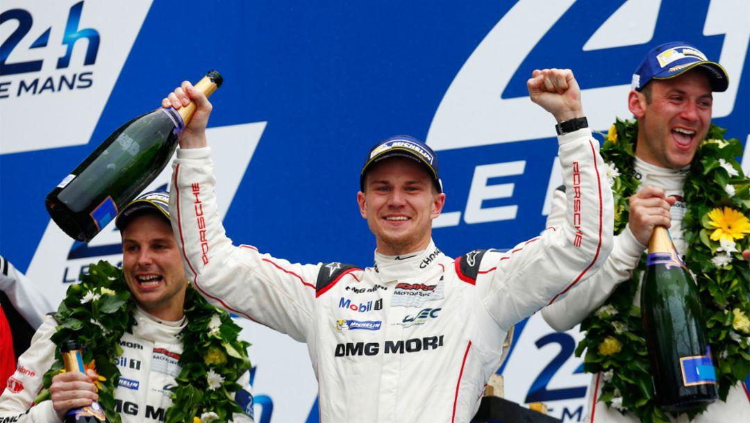 Winning Le Mans