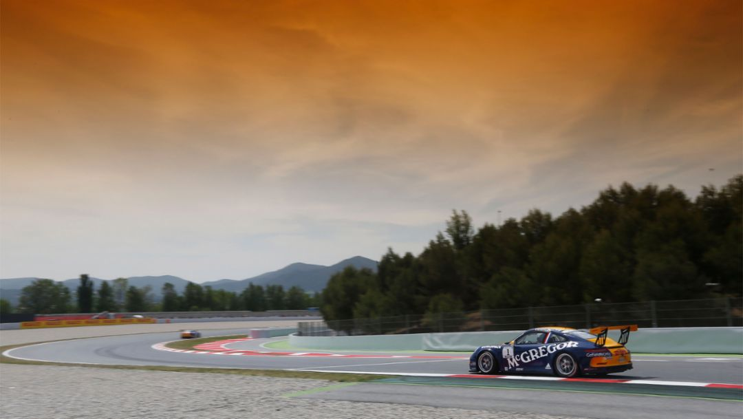 Porsche Mobil 1 Supercup: strong drivers