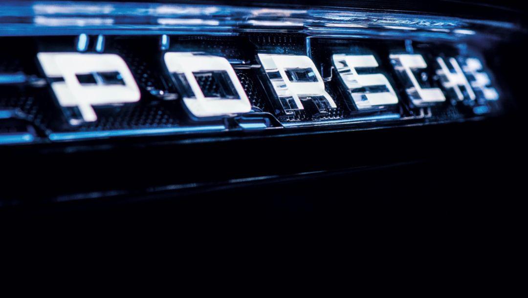 Mission E, 2018, Porsche AG