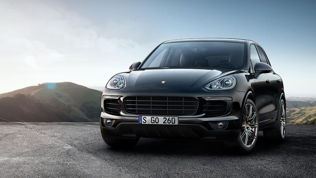Porsche expands Platinum Edition