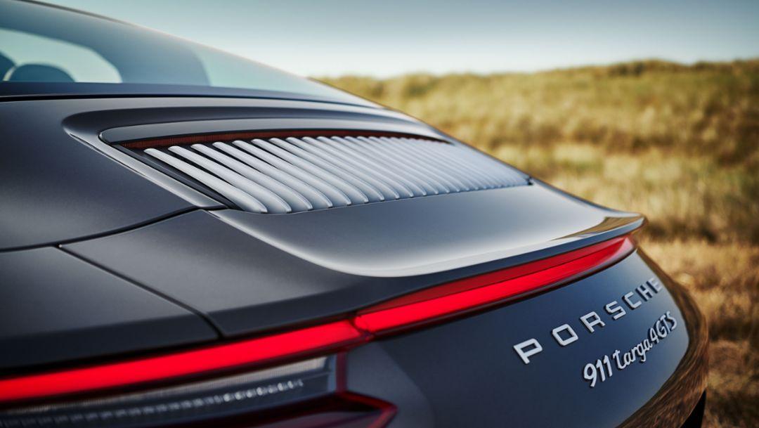 911 Targa 4 GTS Exclusive Manufaktur Edition, Sylt, 2018, Porsche AG
