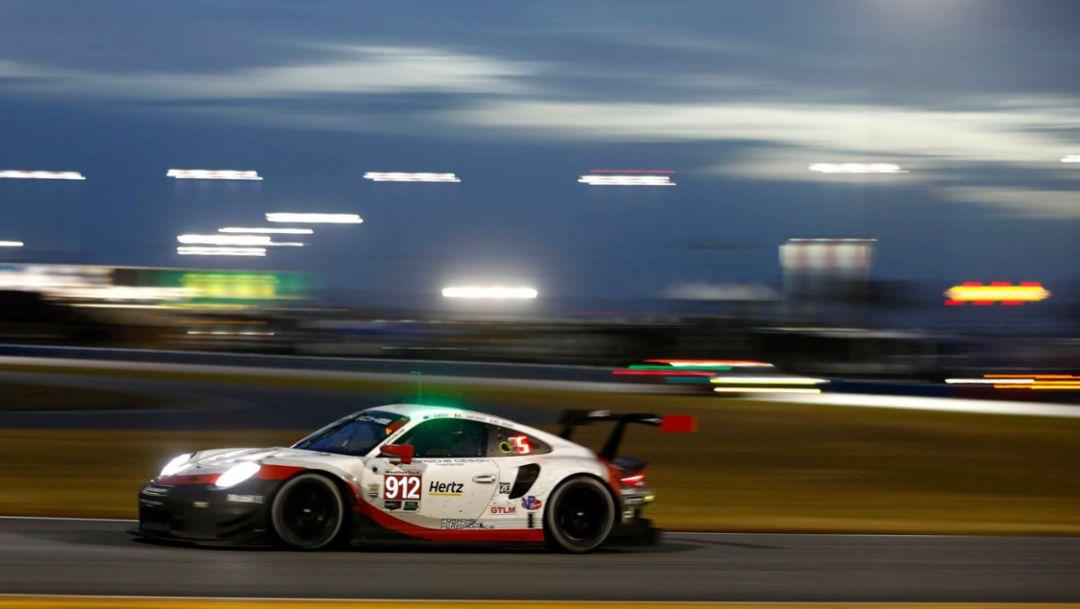 911 RSR, IMSA WeatherTech SportsCar Championship, Daytona, 2018, Porsche AG