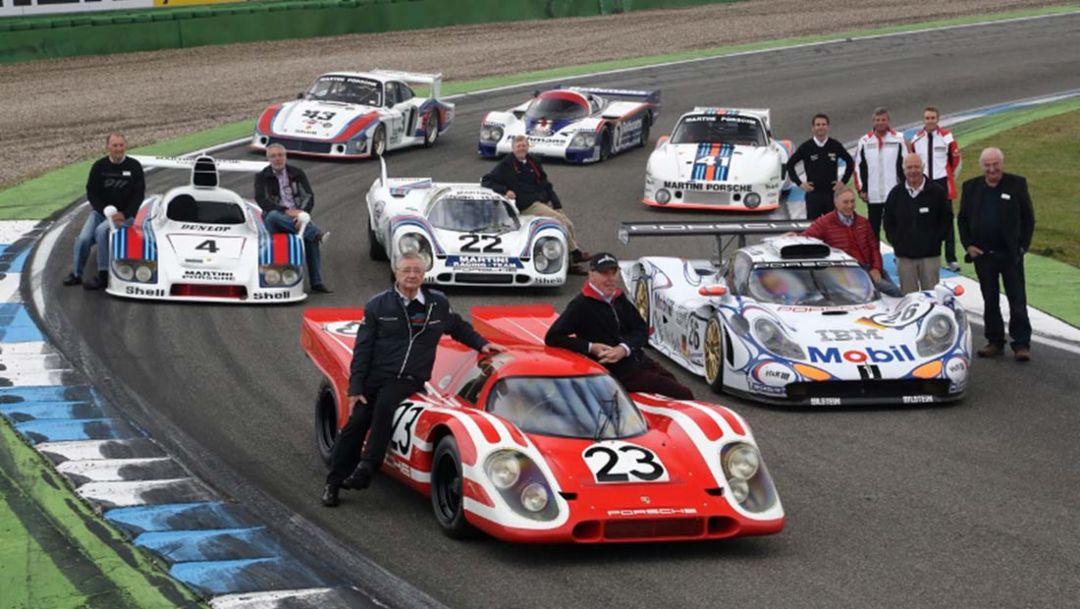 Le Mans am Hockenheimring
