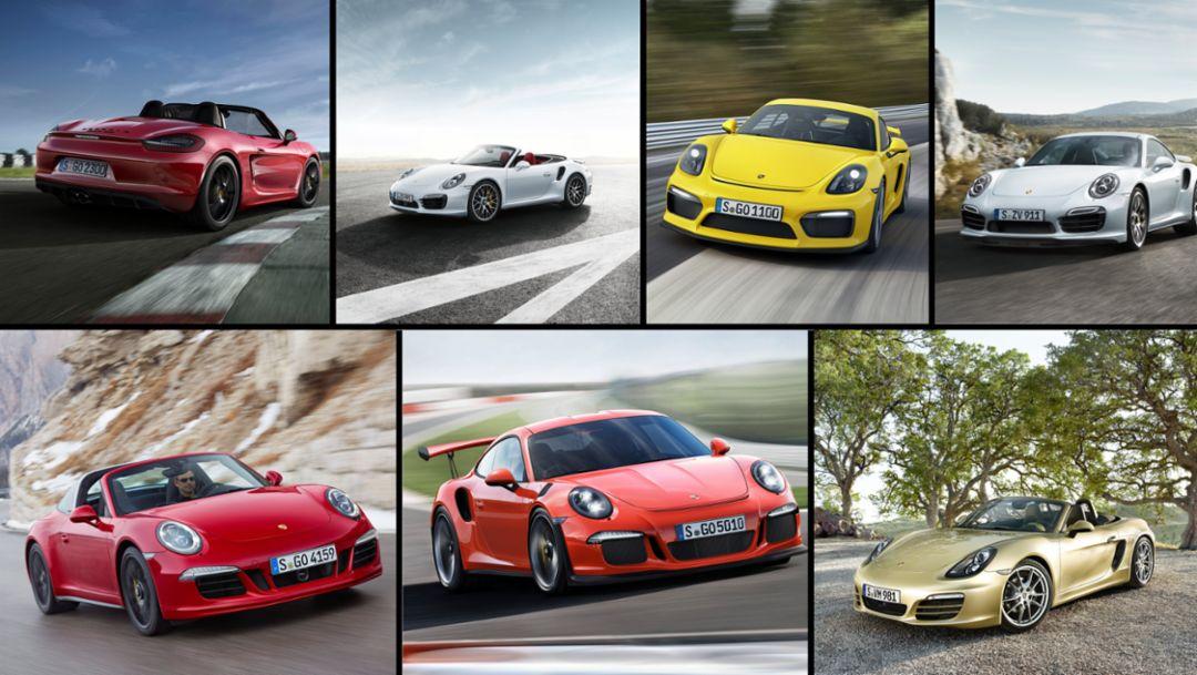 sport auto-Awards: Porsche räumt ab