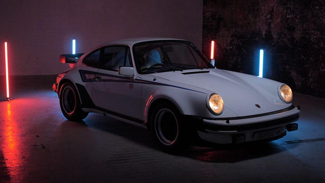 El sueño de Magnus Walker: Porsche-Martini