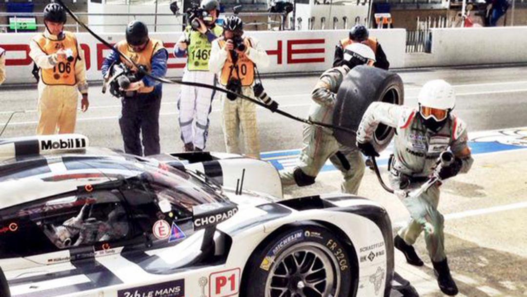 919 Hybrid, Le Mans, 2015, Porsche AG