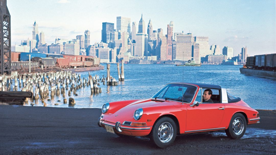Porsche and America – a review 2