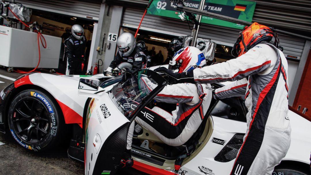 911 RSR, qualifying, FIA WEC, Spa-Francorchamps, 2019, Porsche AG