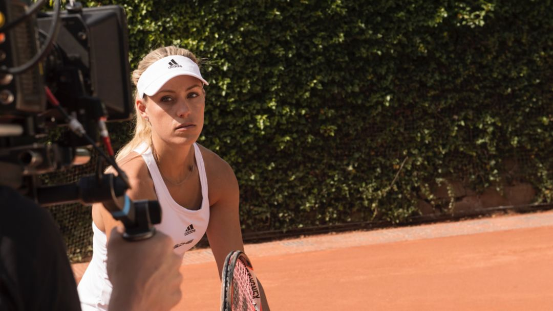 Angelique Kerber is fit for Wimbledon