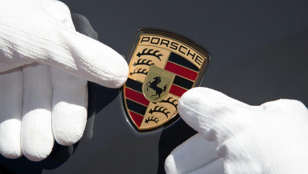 Porsche at a glance