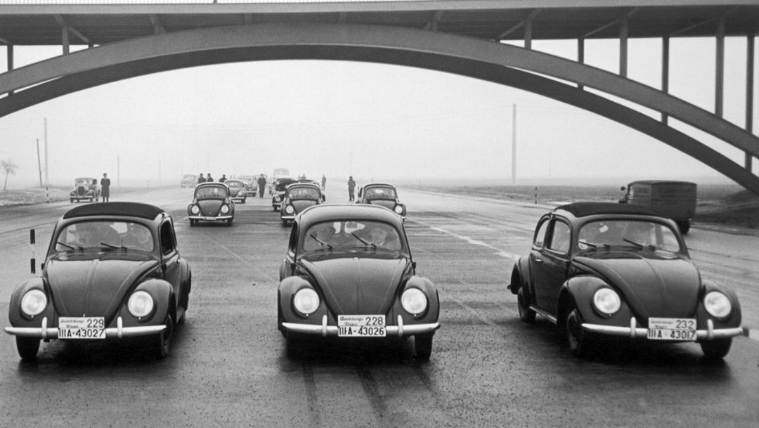 Der Volkswagen, der ein Porsche war