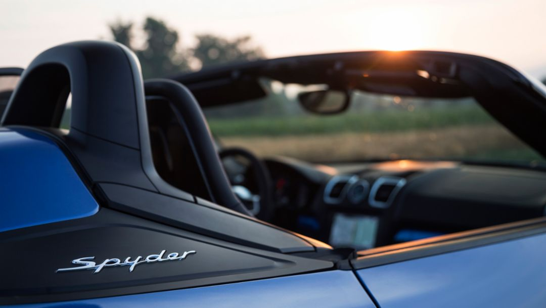 Boxster Spyder im Test