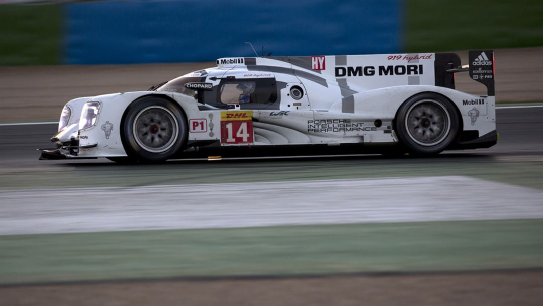 919 Hybrid concludes summer testing