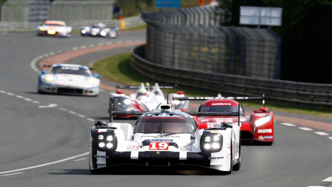 Le Mans 2015 live!