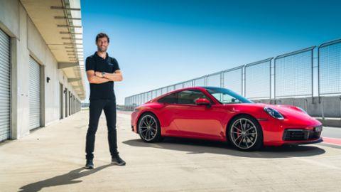 Six reasons why Mark Webber loves the new Porsche 911