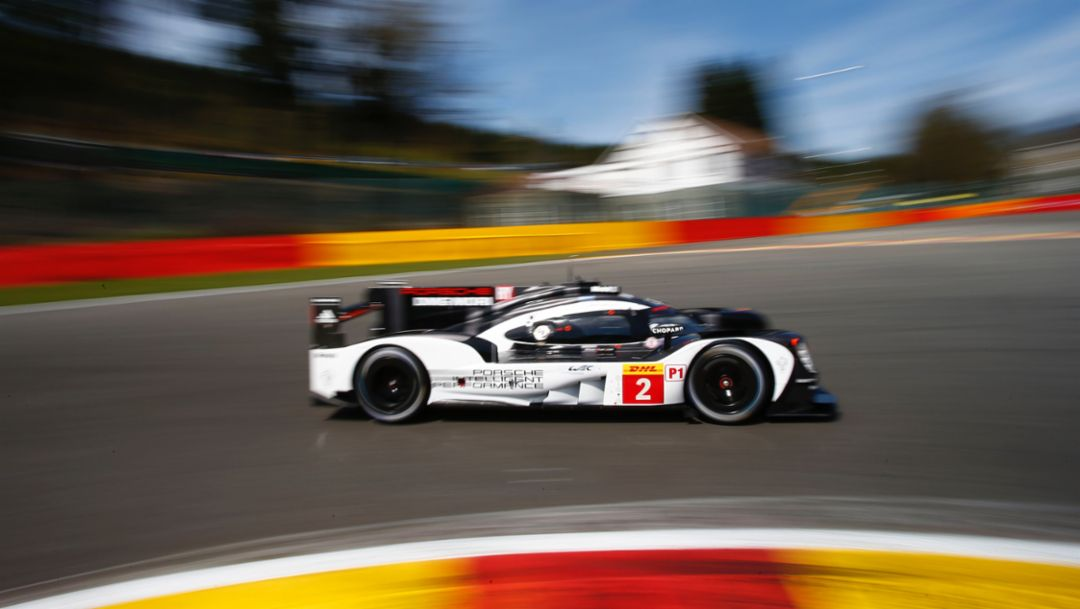 Le Mans package at Spa
