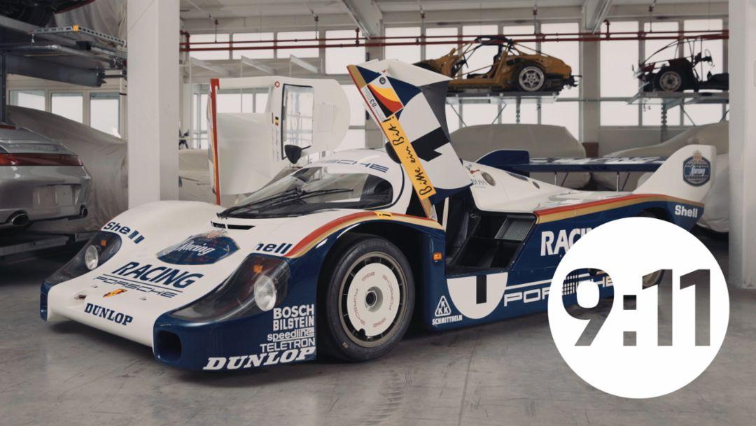 Wie der Porsche 956 Rennsporthistorie schrieb