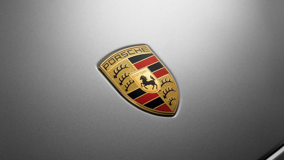 Porsche Wappen, 2017, Porsche AG