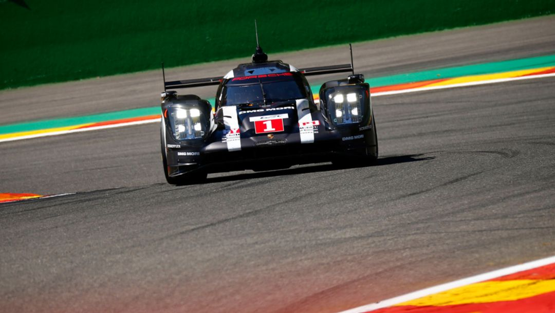 Debut for Le Mans package