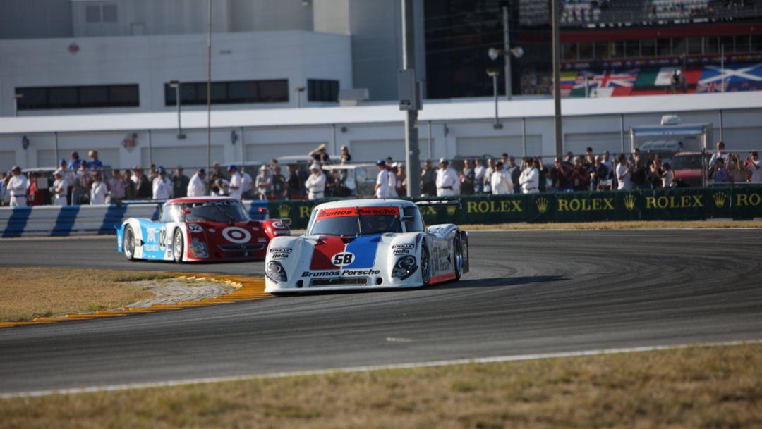 Porsche Riley Mk.XI, Brumos Racing, Daytona/USA, 2009, Porsche AG
