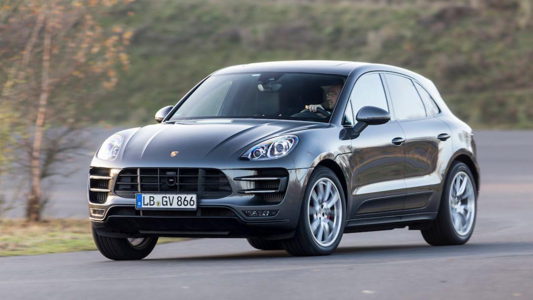 Macan, 2014, Porsche AG