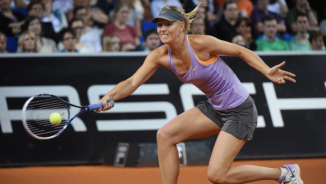 Auftaktsieg für Maria Sharapova