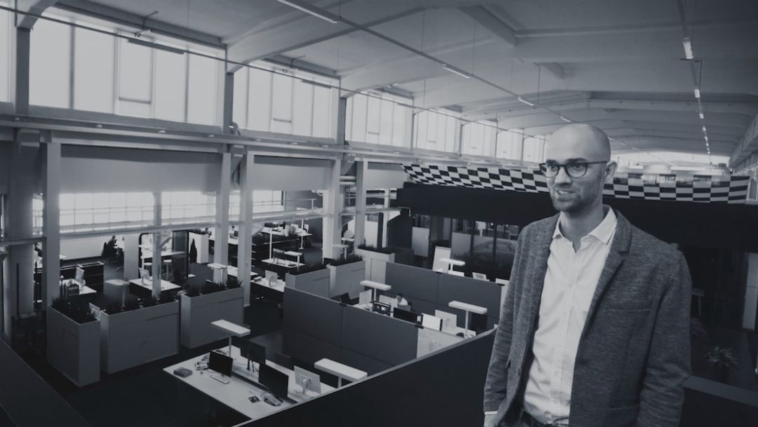 """Simeon Herrmann: """"The company depends on each and every individual"""""""