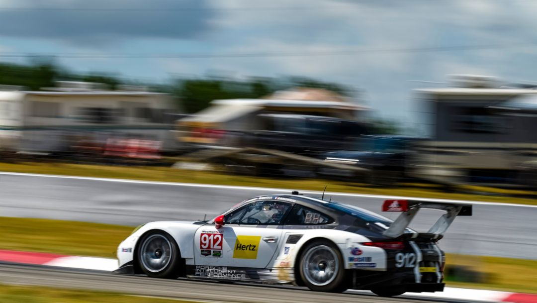 911 RSR to start at Lime Rock Park