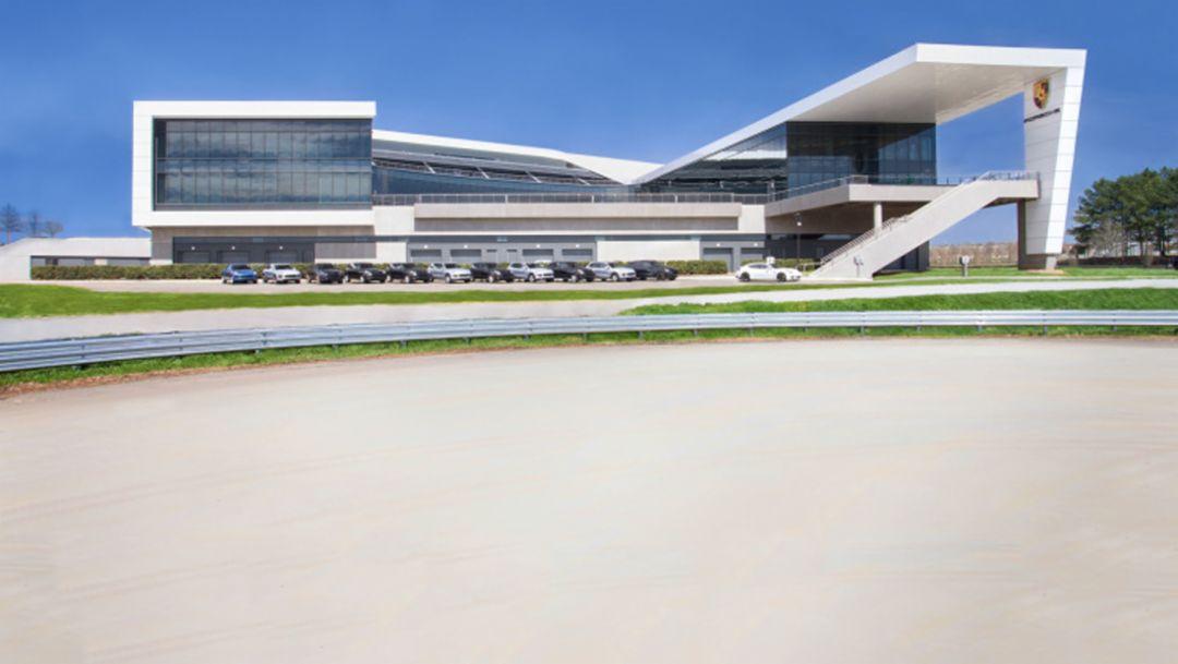 Porsche eröffnet neue US-Zentrale in Atlanta